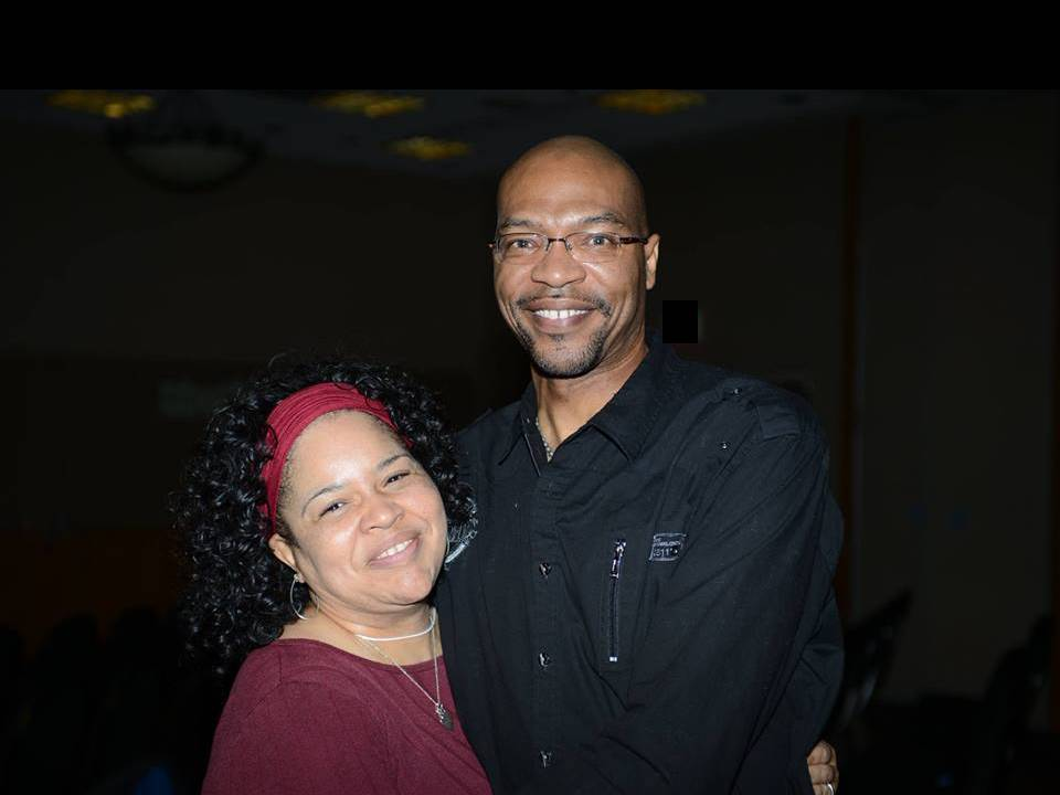 Pastor T and Donna
